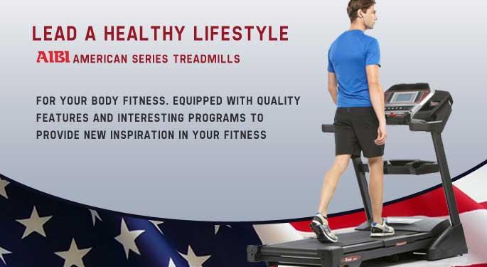 American Series Treadmills